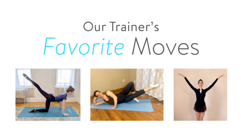 Our Trainer's Favorite Moves