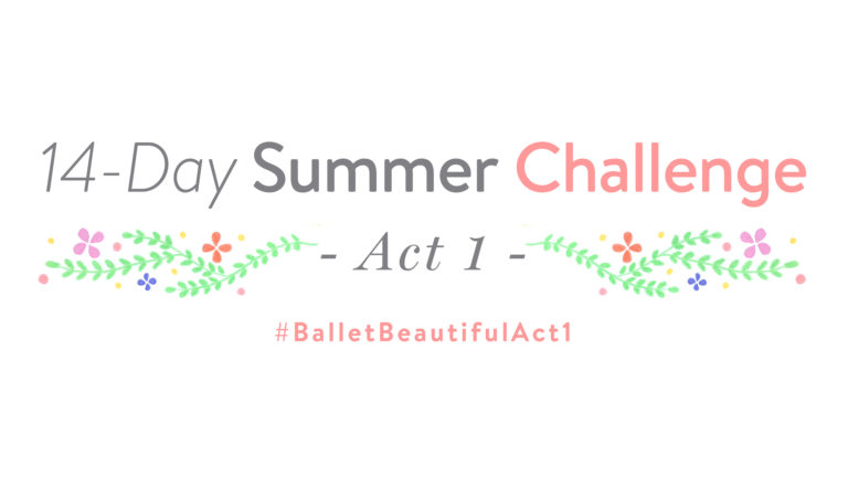 Summer Challenge Series- Act 1