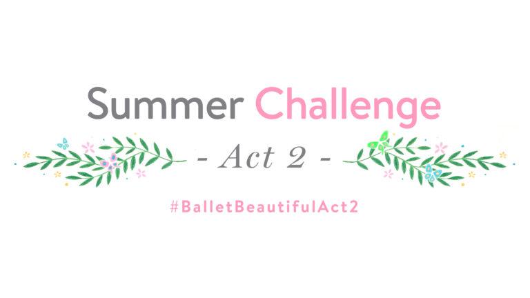 Summer Challenge Series- Act 2