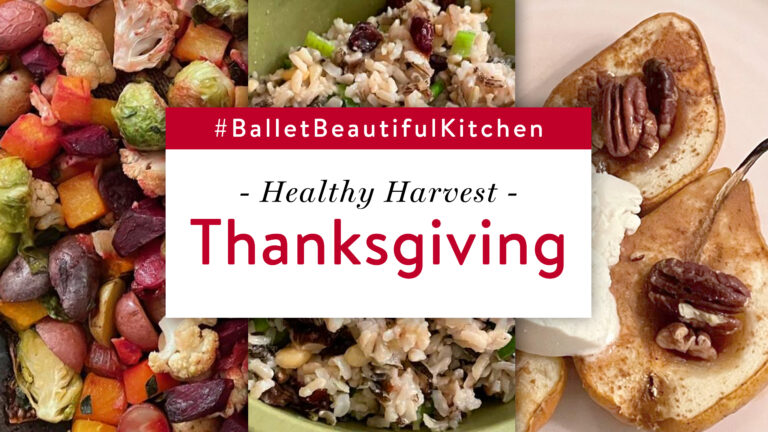 Healthy Harvest Thanksgiving