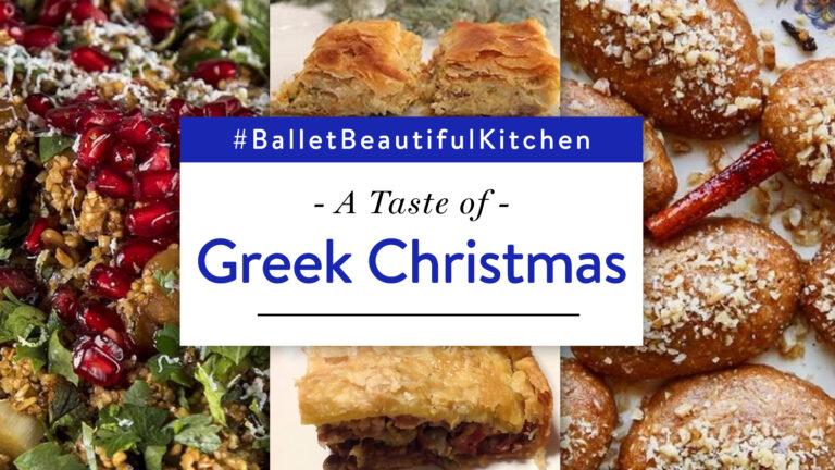 A Taste of Greek Christmas