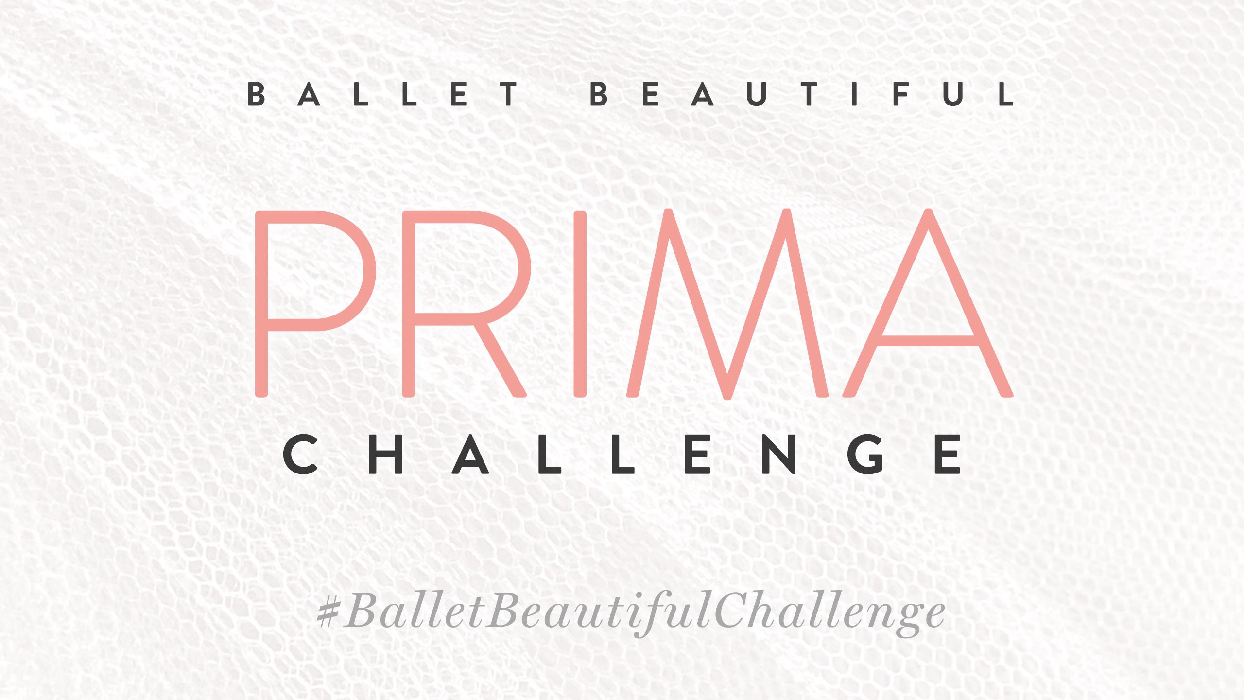 The Prima Challenge