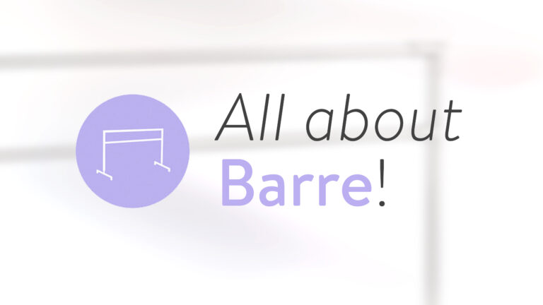 All About Barre!