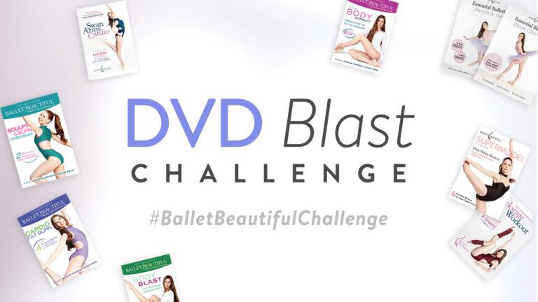 DVD Blast Challenge!