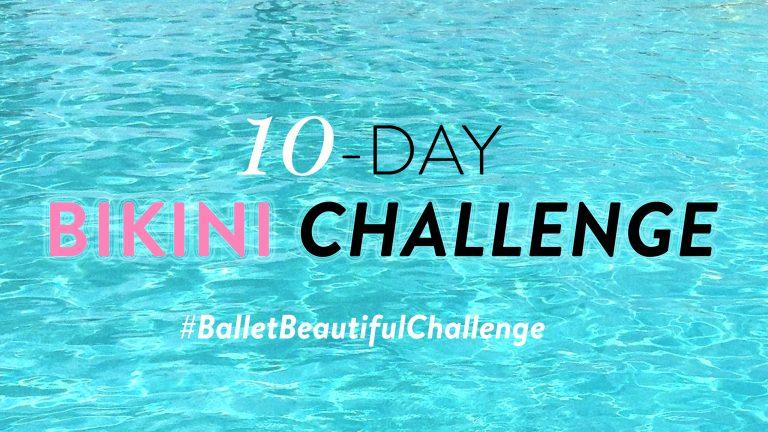 Bikini Challenge!