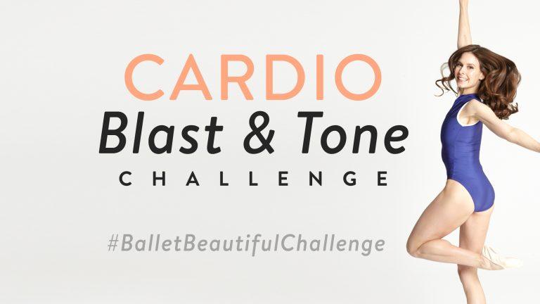 Cardio Blast and Tone Challenge!