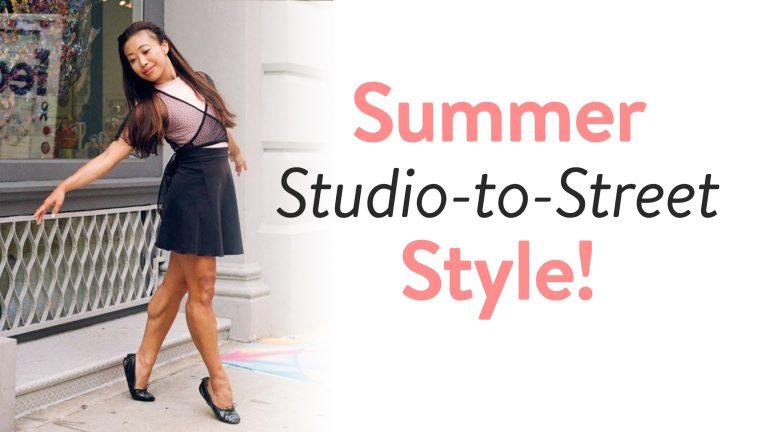 Summer Studio to Street Style!